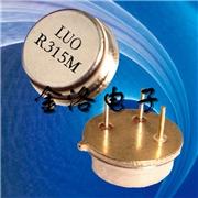 聲表面(mian)濾波器,TO-39R315M,聲表濾波器,聲表面(mian)諧振器